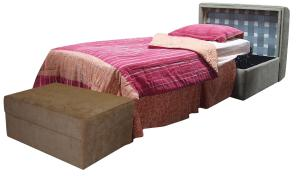 Ottoman Sleeper from TLS by Design