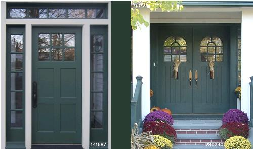 Colonial Style Front Door Ideas For The 1940 House Pinterest