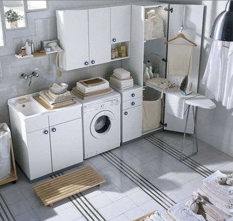 Living Green: 3 Tips to a Luxurious Laundry Room